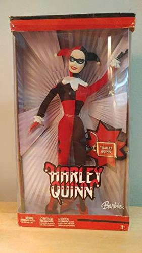 Barbie: Dc Comics - Harley Quinn