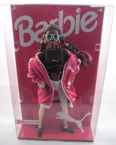 Barbie Puma 50 Aniversario Aa 2018 Edición Limitada Mattel