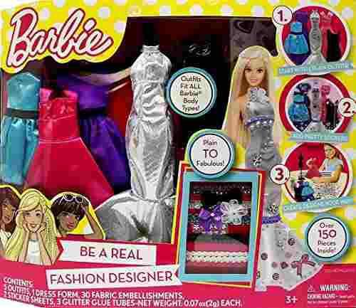 Barbie Ser Un Diseñador De Moda
