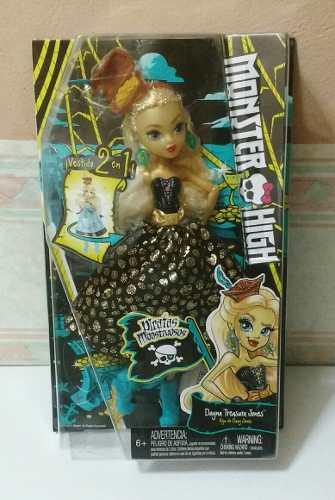 Dayna Treasure - Monster High