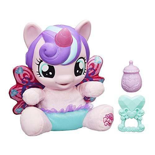 Diseño Figura My Little Pony Baby Marca Flurry Heart