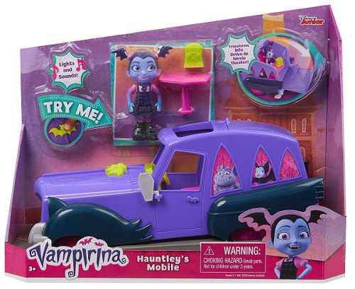 Disney Junior Carro Sonidos Vampirina Mobile Hauntley's 2017