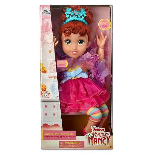 Disney Junior Muñeca Fancy Nancy