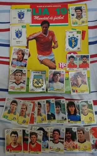 Estampas Panini Mundial Italia 90 Y Usa 94