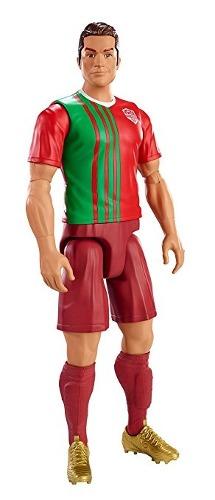 Figura Fc Elite Cristiano Ronaldo Acción Del Fútbol
