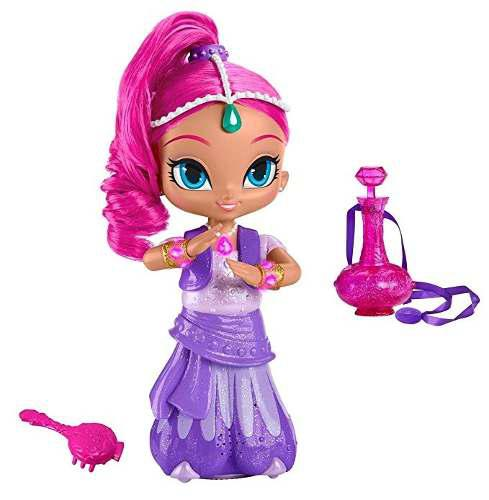 Fisher-price Nickelodeon Shimmer & Shine, Del Deseo Y Del Re