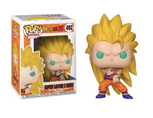 Funko Pop Goku Super Saiyan 3 Dragon Ball Tienda Oficial
