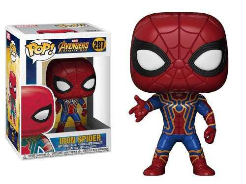 Funko Pop Marvel Avengers Infinity War Iron Spider 287