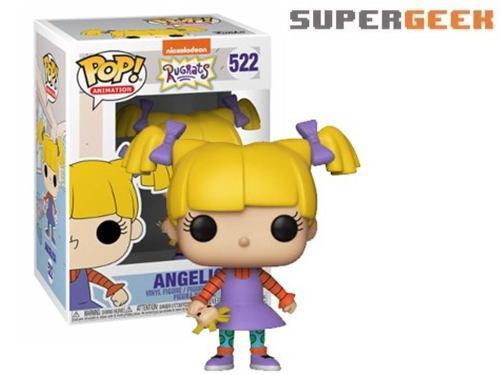 Funko Pop Nickelodeon Rugrats - Angelica (1)