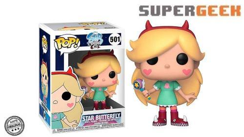 Funko Pop Star Vs The Forces Of Evil Star Butterfly (1)