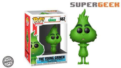Funko Pop - Young Grinch Grinch Joven (1)