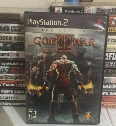 God Of War Play Station 2, Ps2 Y Otros Juegos