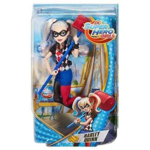 Harley Quinn Dc Superhero Girls Mattel