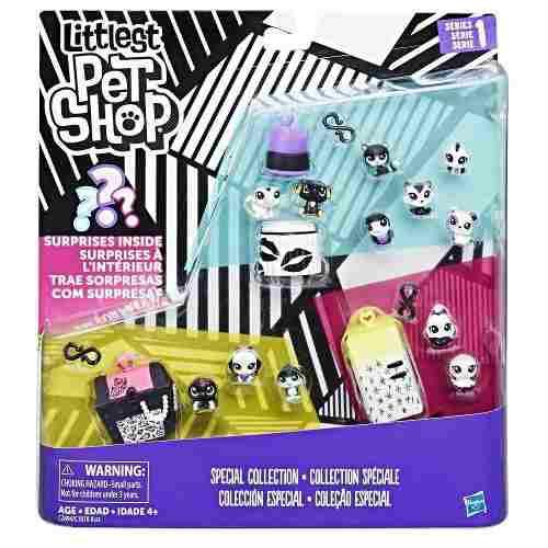 Hasbro Littlest Pet Shop Colección Especial Serie 1 Set 2