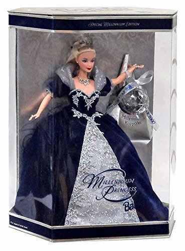 Holiday Barbie Edición Especial Princesa Del Milenio Mattel