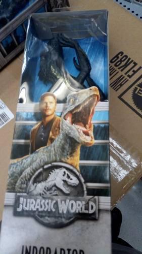 Indoraptor Basico De Jurassic World 12 Pulgadas Nuevo Mattel