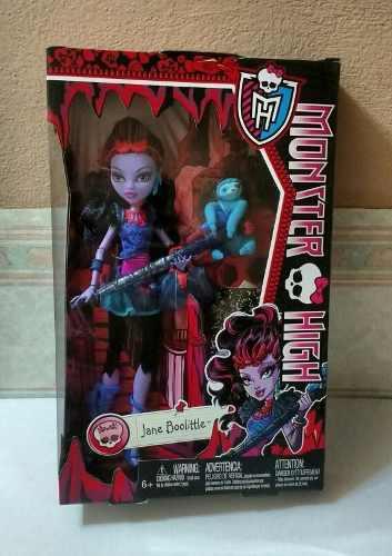 Jane Boolittle - Monster High