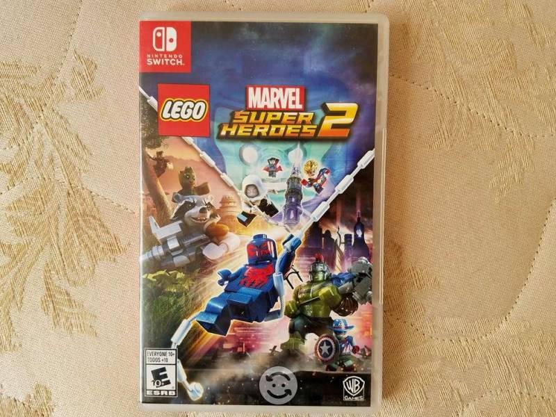 LEGO Marvel Super Heroes 2 Switch a Buen Precio