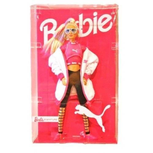 Muñeca Barbie Puma Colección Signature 2018 Mattel