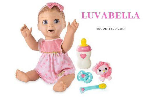 Muñeca De Verdad Luvabella Bebe Con Movimientos Remate