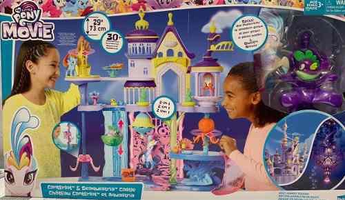 My Little Pony Castillo De Canterlot Castillo Bajo El Agua