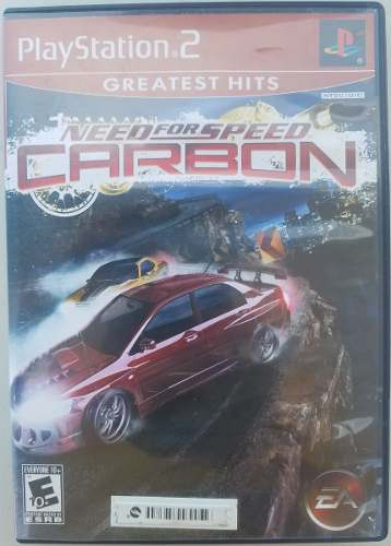 Need For Speed Carbon Ps2 Play Magic