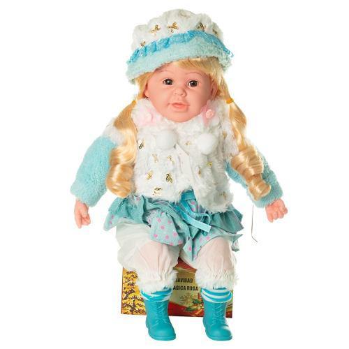 Pk Muñeca Princesas Juguetes Niñas Interactiva Regalo