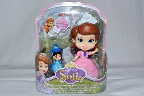 Princesa Sofia Y Hada Primavera / Disney Junior