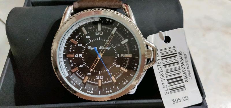 Reloj nuevo. Vendo varios Relojes nuevos, Rocawear y English
