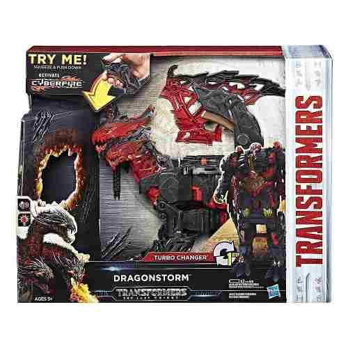 Transformers Dragonstorm Mega Turbo Changer