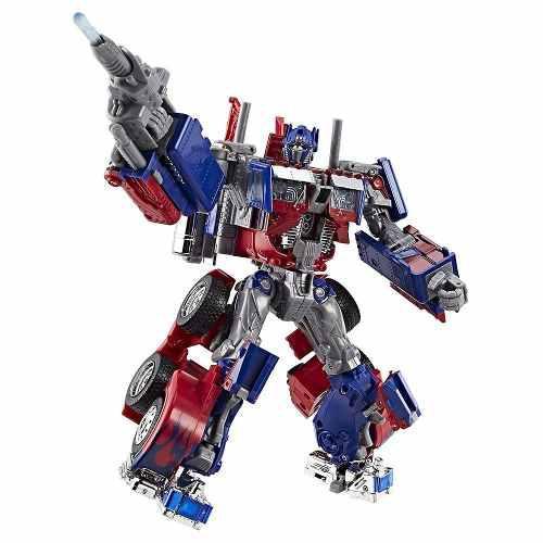 Transformers Optimus Prime Edición De Aniversario