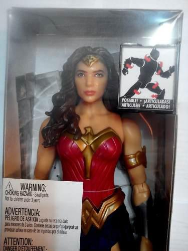 Wonder Woman, Mujer Maravilla 30 Cm - Justice League