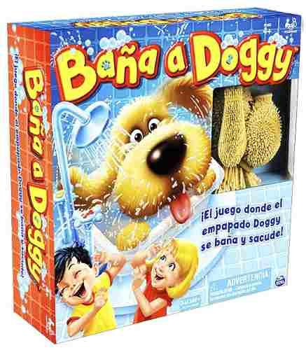 Baña A Doggy Se Baña Y Sacude Spin Master Juego Mesa