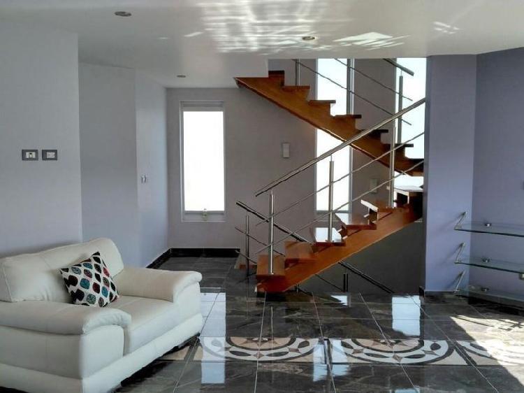Casa de 3 recámaras en condominio privado en Querétaro