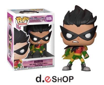 Funko Pop Robin Teen Titans Go! Original