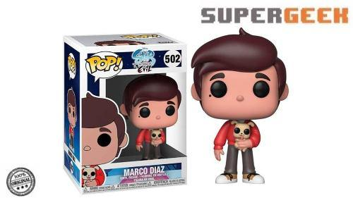 Funko Pop Star Vs The Forces Of Evil Marco Diaz (1)
