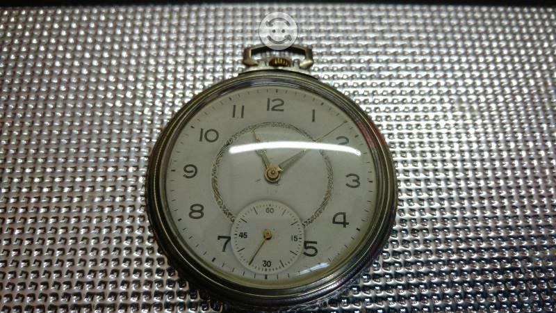 Reloj LORD ELGIN ORIGINAL INGLES ENCUERDADO