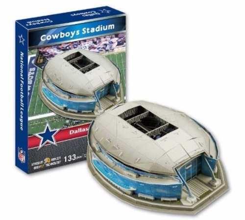 Rompecabezas 3d Dallas Cowboys Nfl