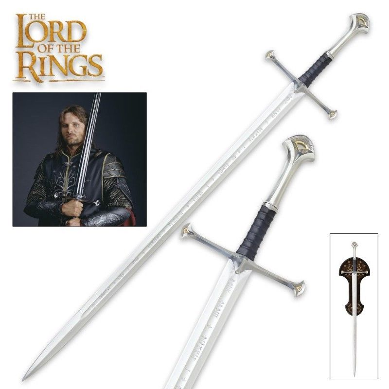 The Lord of the Rings Anduril Sword