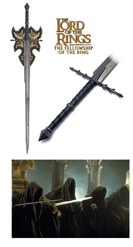 The Lord of the Rings Ringwraiths Sword