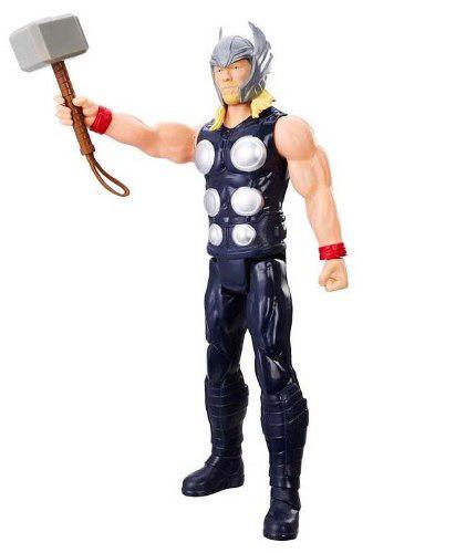 Thor Titan Hero Series Marvel Avengers 30 Cm Articulado