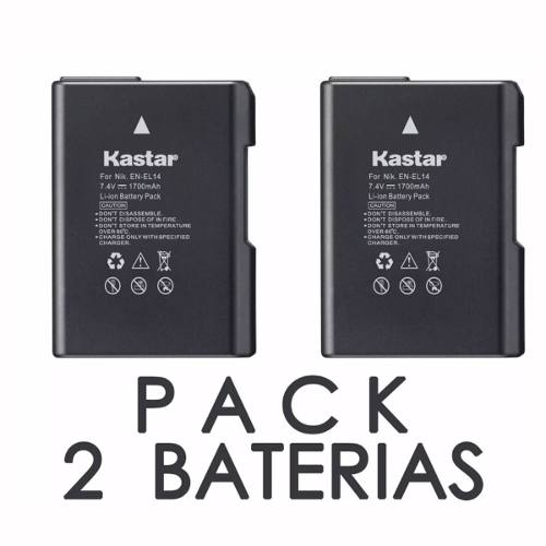 Bateria Para Nikon D D D D D En-el 14