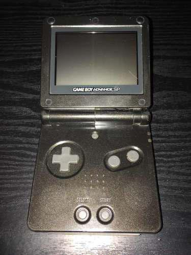 Game Boy Advance Sp 4 Juegos Cargador Original