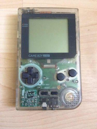 Game Boy Pocket Vintage Consola Nintendo