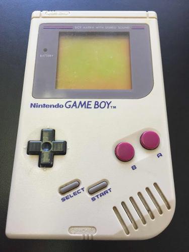 Game Boy Tabique (clásico) Con 4 Juegos