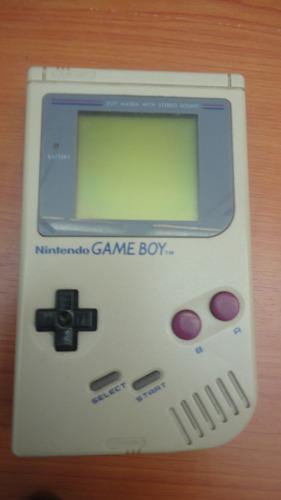 Game Boy (tabique) +juego De Tortugas Ninja