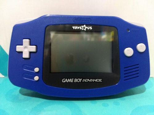 Gameboy Advance Edicion Toys R U - Impecable. Como Nuevo