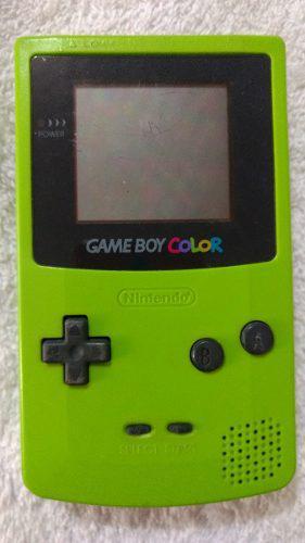 Gameboy Color Para Piezas O Reparar Oferta..!!
