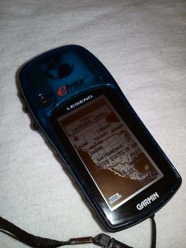 Gps Garmin Etrex Legend Muy Buen Estado S/cable Datos Oferta