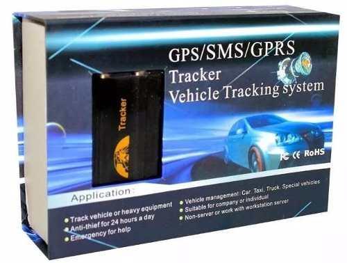 Gps Tracker Vehicular Localizador Inmovilizador Espia Te982